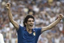 Calcio in lutto: è morto Paolo Rossi, simbolo del Mondiale 1982
