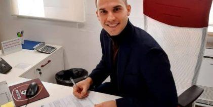 """Reggina, Lakicevic ha firmato: """"Un grande onore"""""""