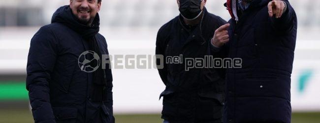 Gravina rieletto Presidente Figc, le congratulazioni della Reggina