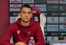 """Reggina, Lakicevic: """"Possiamo arrivare ai play-off. La Reggina è onore e responsabilità"""""""