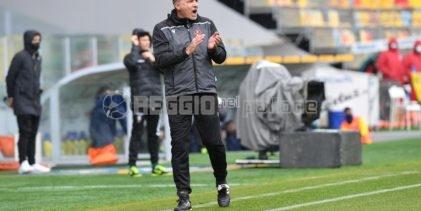 """Reggina, Baroni: """"Dobbiamo fare più gol, se arretriamo ci snaturiamo"""""""
