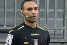 Per l'assistente reggino Gaetano Massara prima chiamata in serie A