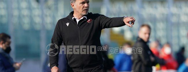 """Reggina, Baroni non si nasconde più: """"Per i play-off ci proviamo"""""""