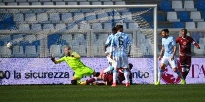 Spal-Reggina 1-4, amaranto in goleada a Ferrara: il tabellino