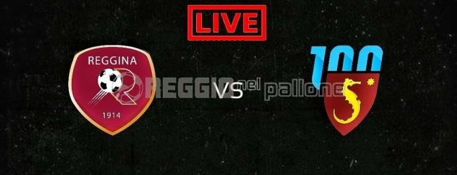 LIVE! Reggina-Salernitana 0-0, FINALE!