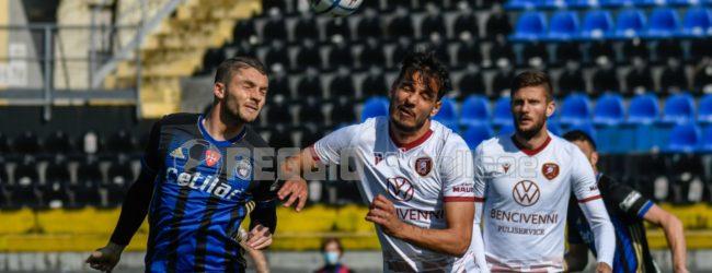 Reggina: fisicità e talento, Stavropoulos è già un uomo mercato