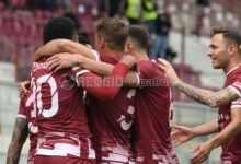 Reggina, classifica assist-man: new entry Edera, bis di Liotti