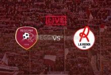 LIVE! Reggina-Vicenza su RNP: 3-0 FINALE