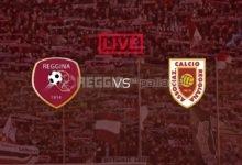 LIVE! Reggina-Reggiana su RNP: 2-1 FINALE
