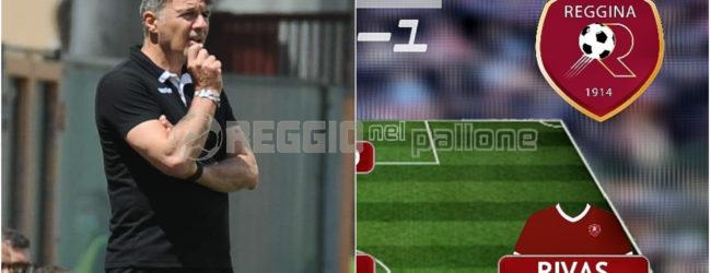 Lecce-Reggina, la probabile formazione amaranto: c'è Rivas, Stavropoulos verso il ritorno dal 1′