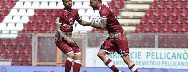 Le statistiche di Reggina-Ascoli: Montalto e Caligara i più pericolosi, Nicolas insuperabile