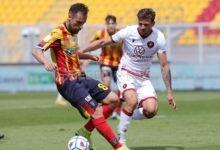 """Lecce-Reggina, Mancosu: """"Grazie per tutto il sostegno di questi giorni"""""""