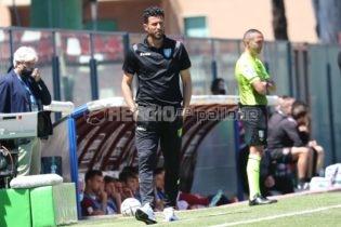 """Frosinone, Grosso: """"Reggina squadra di qualità ed esperienza"""""""