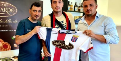 Dilettanti, il Soriano ufficializza Costantino Chiarello