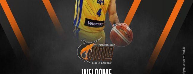Basket, colpo Viola: ecco il play Amar Balic