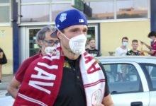 Reggina, ecco Galabinov: l'attaccante bulgaro è arrivato in città [FOTO]