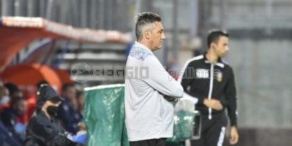"""Reggina, Aglietti: """"Menez ed Adjapong assenti. Frosinone tra le squadre più forti"""""""