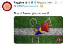 Reggina-Parma in stile….Squid Game: sui social la sfida è già partita